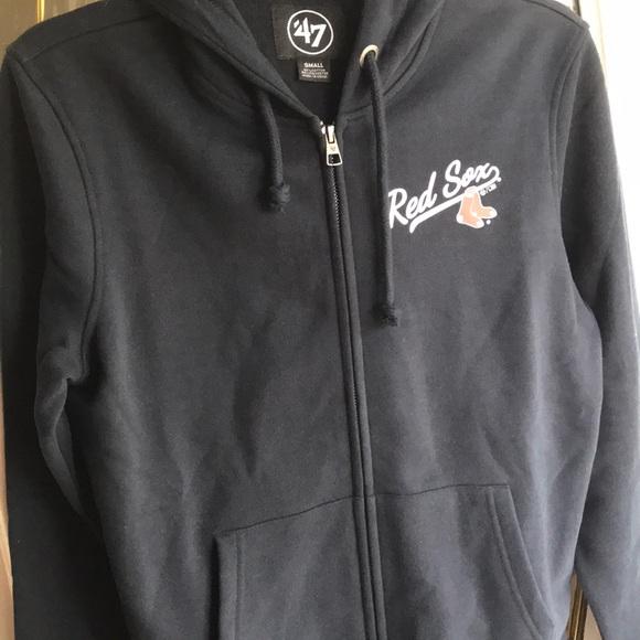quality design cf761 e3972 Boston Red Sox hoodie NWT